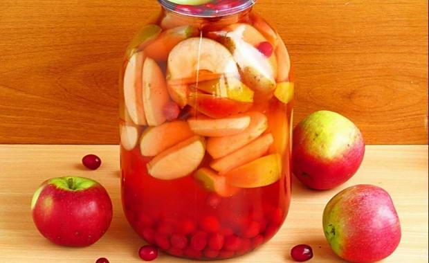 Яблоки на зиму